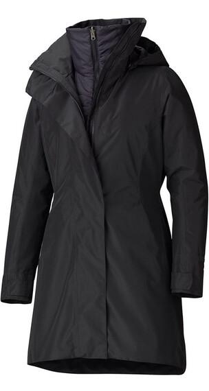 Marmot W's Downtown Component Jacket Black (001)